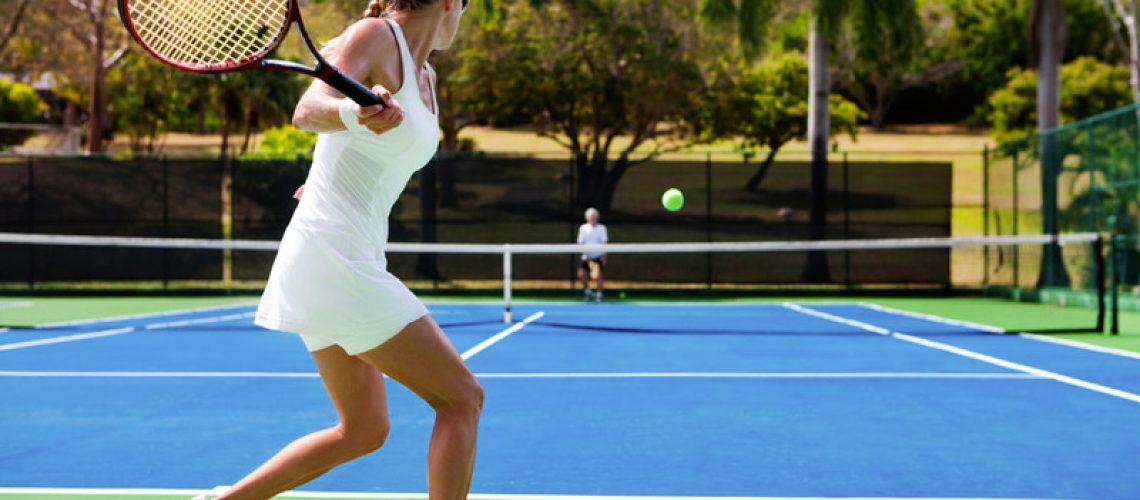2 joueuses de tennis